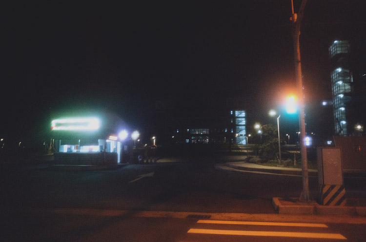 影像日記,夜行性生物,心象攝影,GR,底片,生活,夜晚,