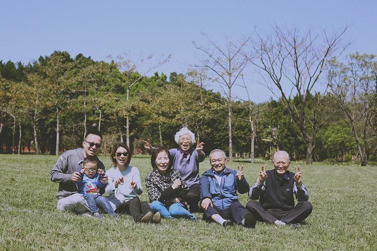 自然風格,家庭寫真,寶寶寫真,兒童攝影,全家福,台北,底片風格