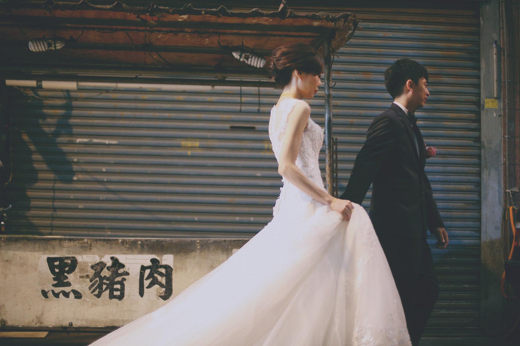 婚攝推薦,電影風格,底片,情感,婚禮攝影,婚禮紀錄,菜市場