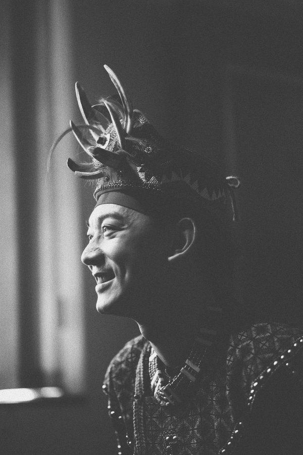 原住民婚禮,部落婚禮,原住民服飾,布農族,底片,婚禮攝影,黑白