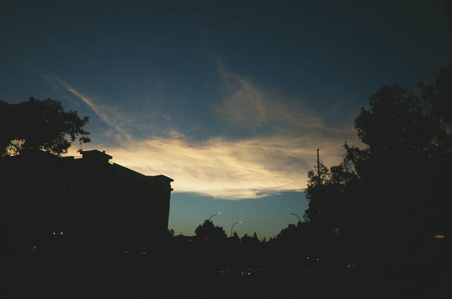 生活攝影,日常攝影,日系風格,GR,北大,夕陽