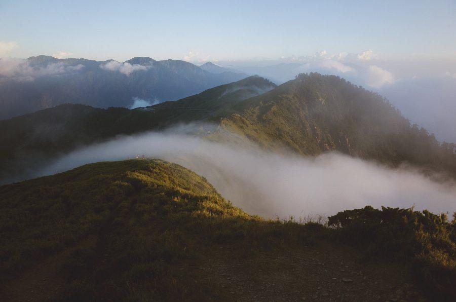 生活攝影,日常攝影,日系風格,GR,合歡山,雲瀑