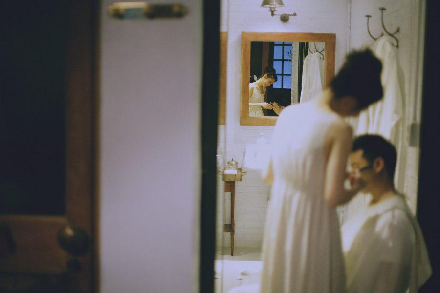 愛情寫真,便服婚紗,情侶寫真,自助婚紗,底片婚紗,自然風格,居家風格,台北婚紗攝影推薦, 北部婚紗攝影推薦,電影風格