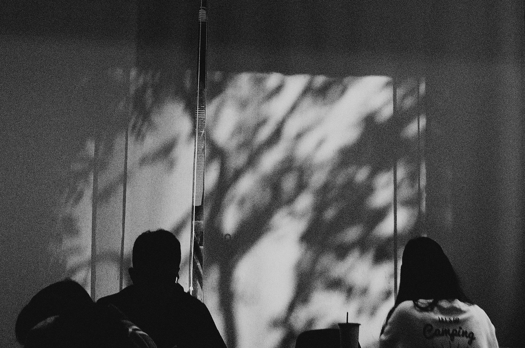 黑白照片,黑白接龍挑戰,為什麼拍黑白