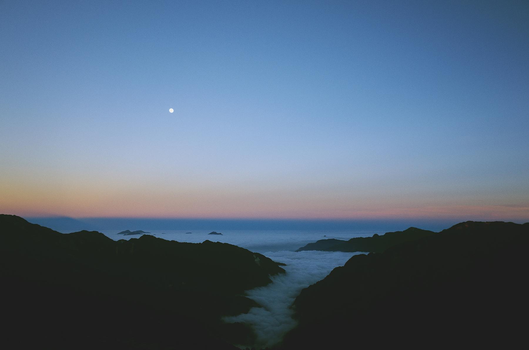 雲海,心象攝影,溫度,情感,gr