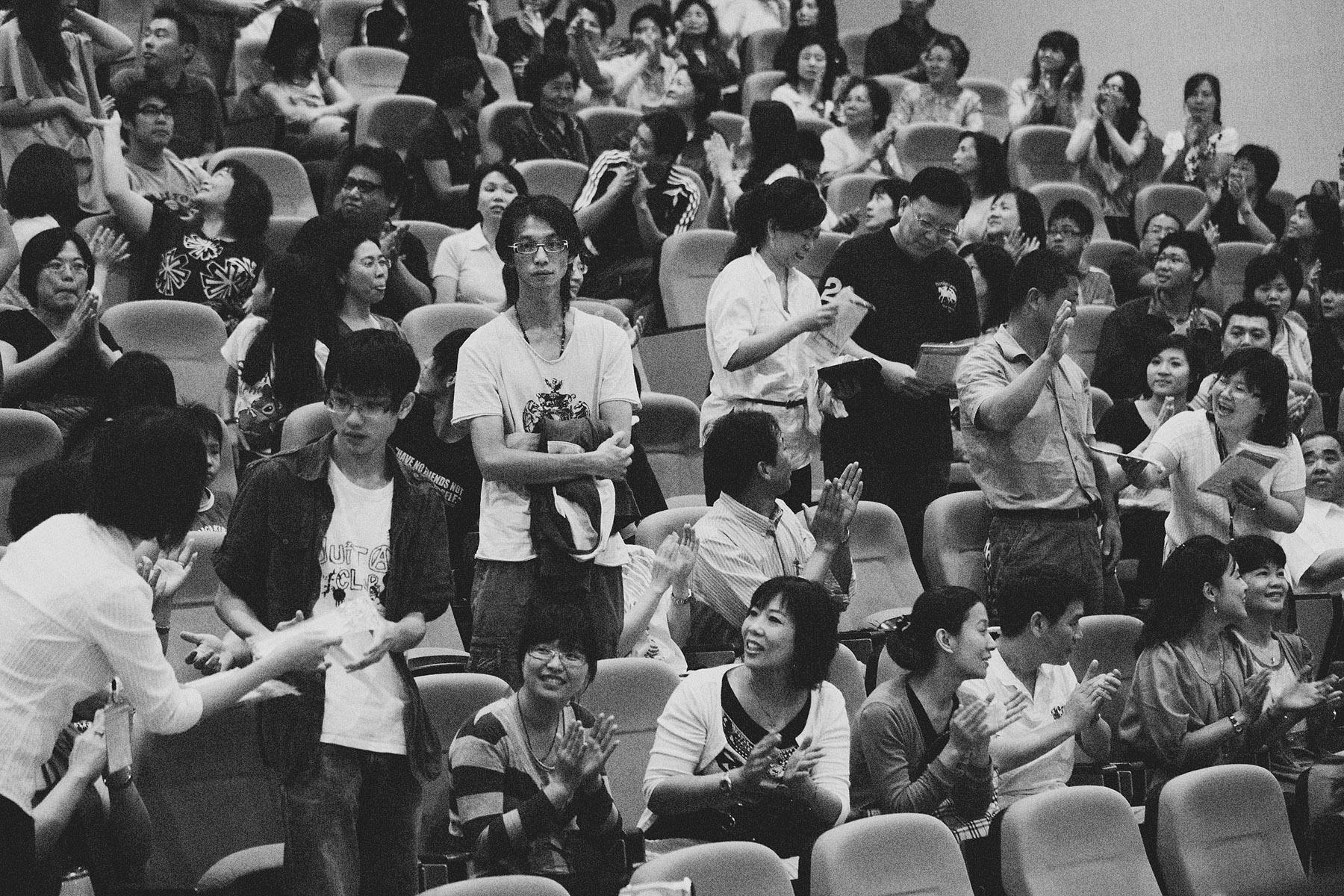卓越北大行道會,台北大學,基督徒