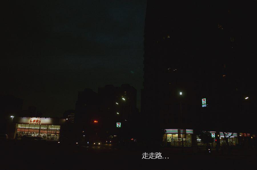 心象攝影,gr,城市,夜