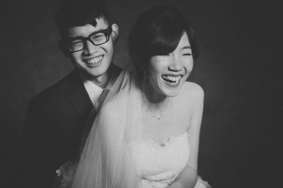 婚紗照,婚紗攝影,棚拍,經典,雋永,黑白,情感,溫度