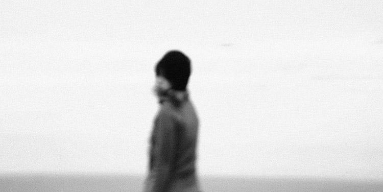 黑白,心象攝影,底片,時光寶盒,孤單,