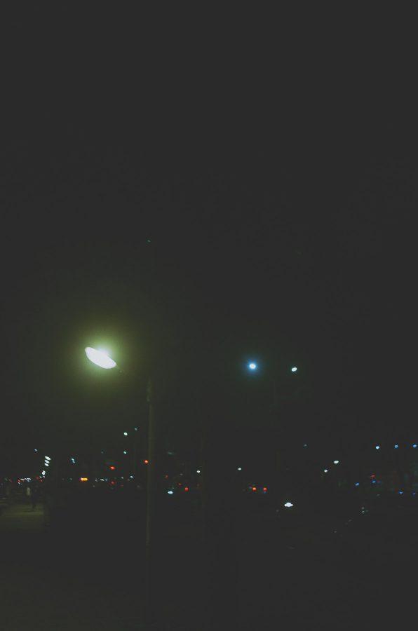 gr,夜,心象攝影,北大,夏天